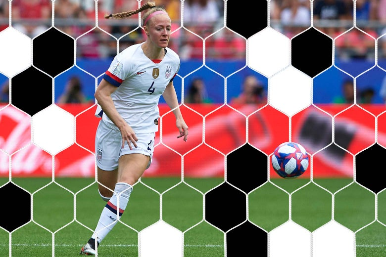 All Becky Sauerbrunn Needs to Do for the U.S. to Beat France Is Be Perfect
