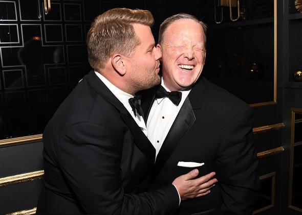 69th Primetime Emmy Awards - Green Room