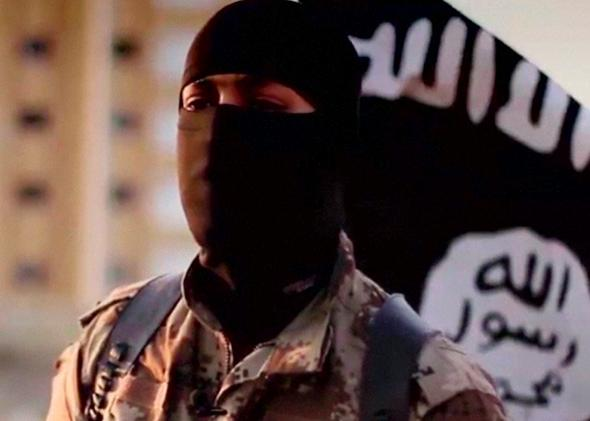 ISIS social media.