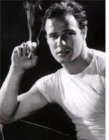 Marlon Brando. Click image to expand.