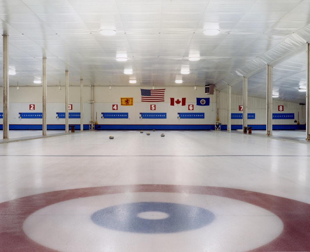 Curling Club, St Paul, MN, 2007.