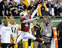 Super Bowl XLIII. Click image to expand.