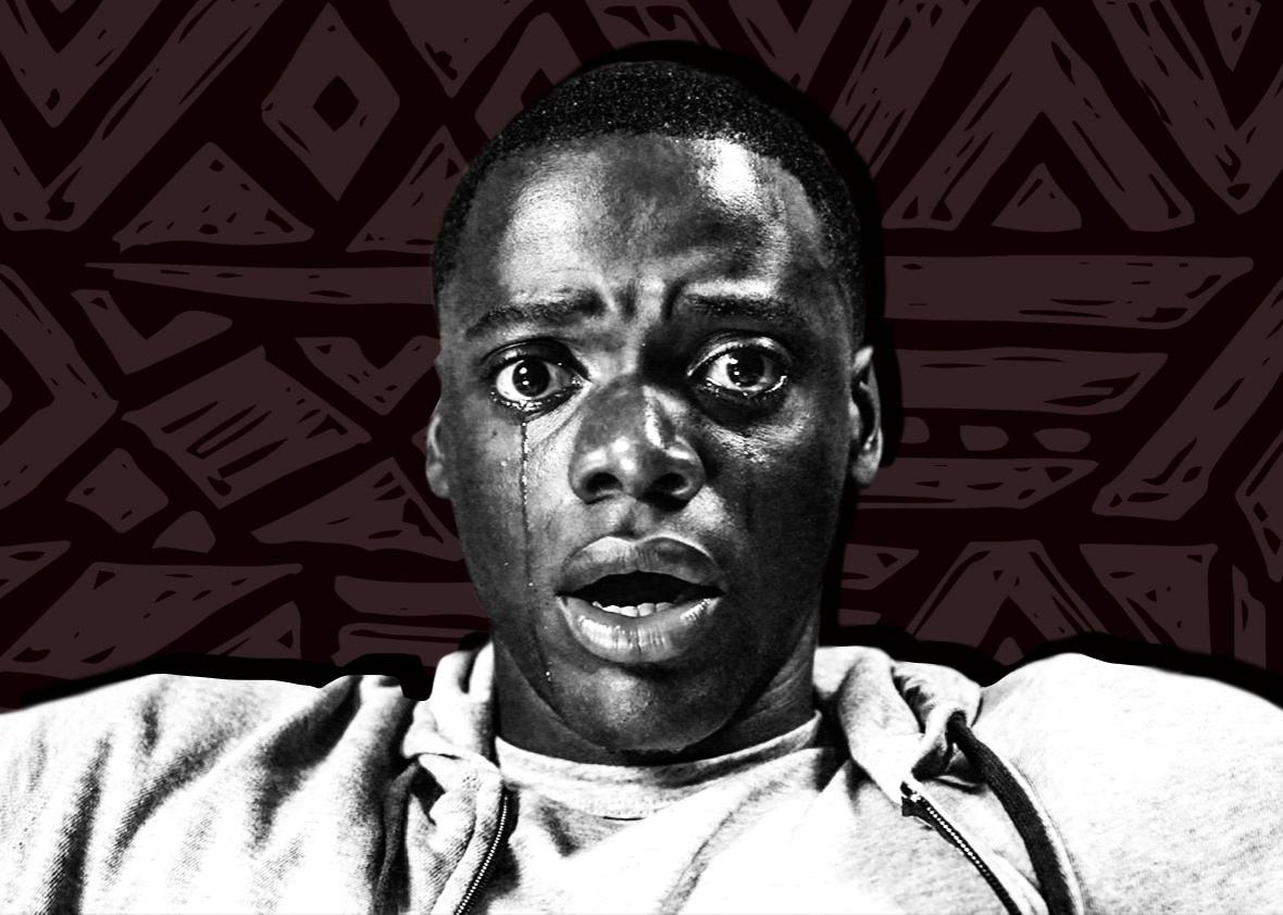 Represent digs into the new movie Get Out.