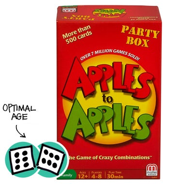 Apples to Apples product image with optimal age (12)