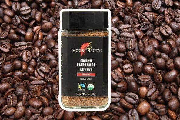 Mount Hagen Instant Coffee