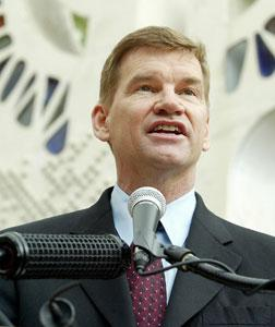 Ted Haggard. Click image to expand.