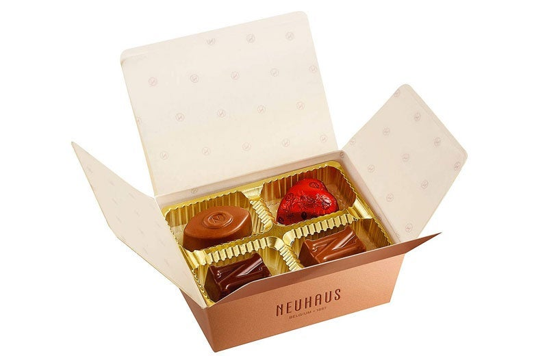 Neuhaus Belgian chocolate box
