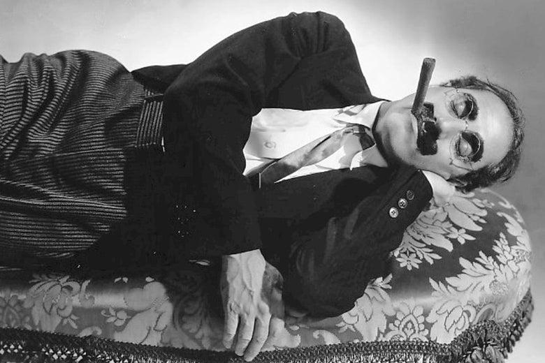 Groucho Marx.