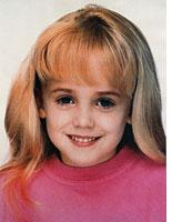 JonBenet Ramsey. Click image to expand.