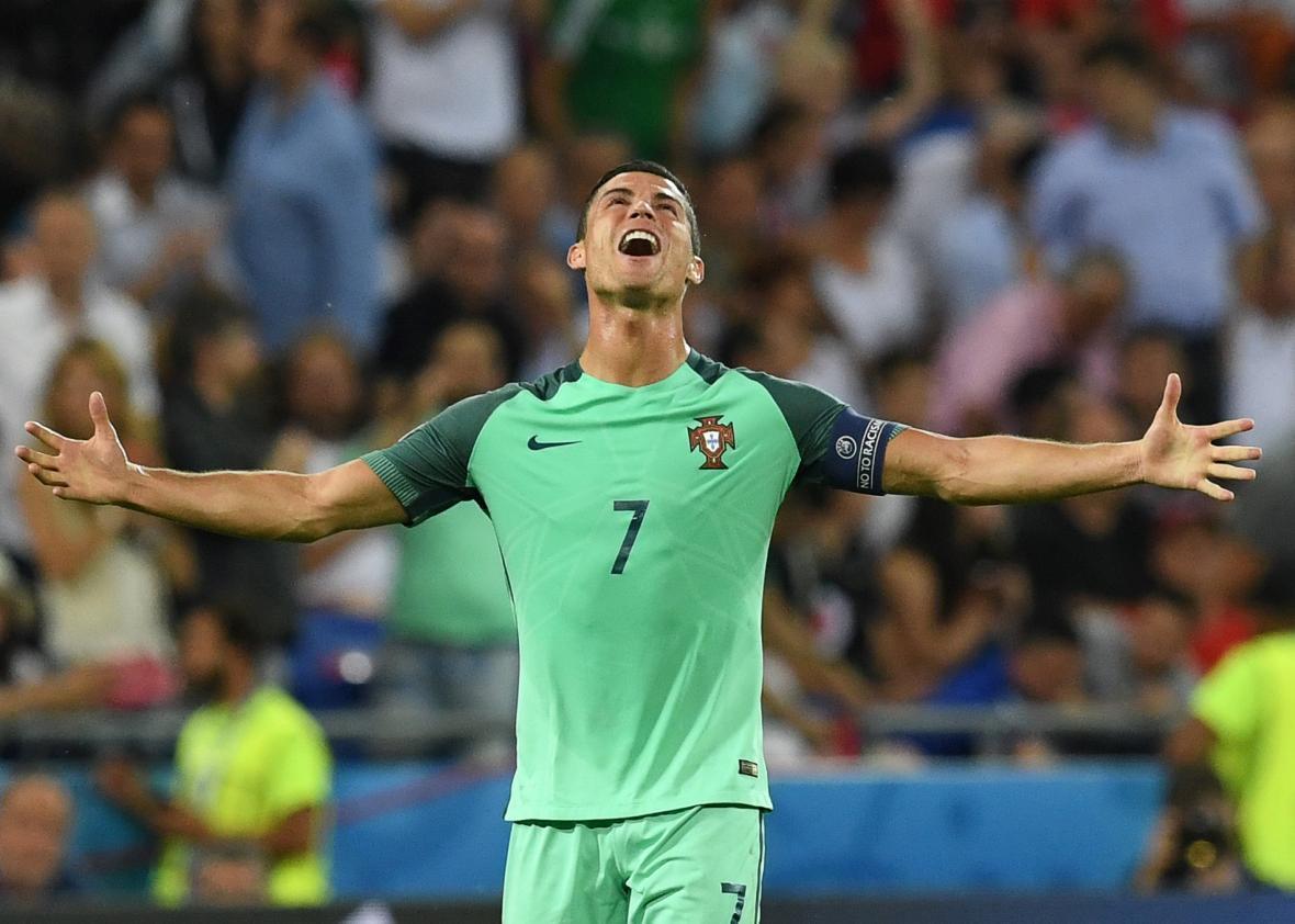 Cristiano Ronaldo Stomped All Over Wales' Euro Dreams