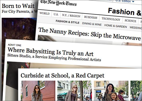 Parenting trend stories: The New York Times knows we love to hate-read them.