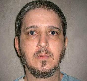 Death row inmate Richard Glossip.