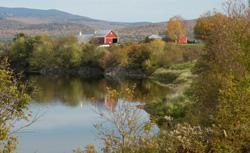 Bucolic New Hampshire. Click image to expand.