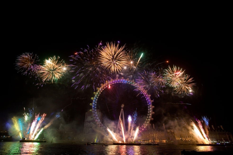 The First-Ever Fireworks Show You Can Taste and Smell
