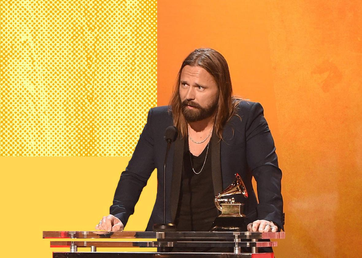 Music producer Max Martin