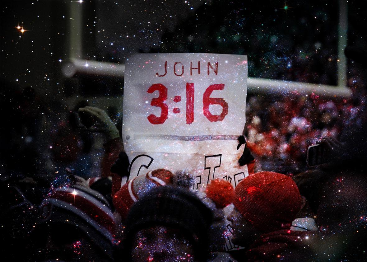 What SETI can learn from evangelical sports fans.
