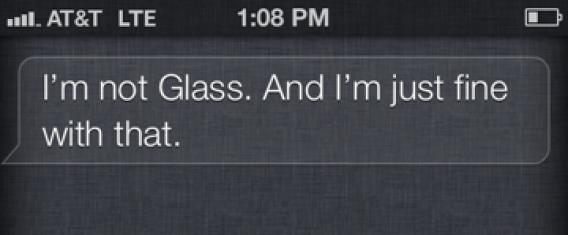 Siri OK Glass 2