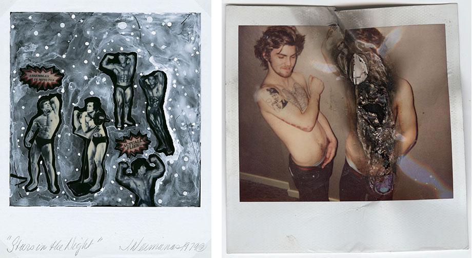 The Polaroid Years book