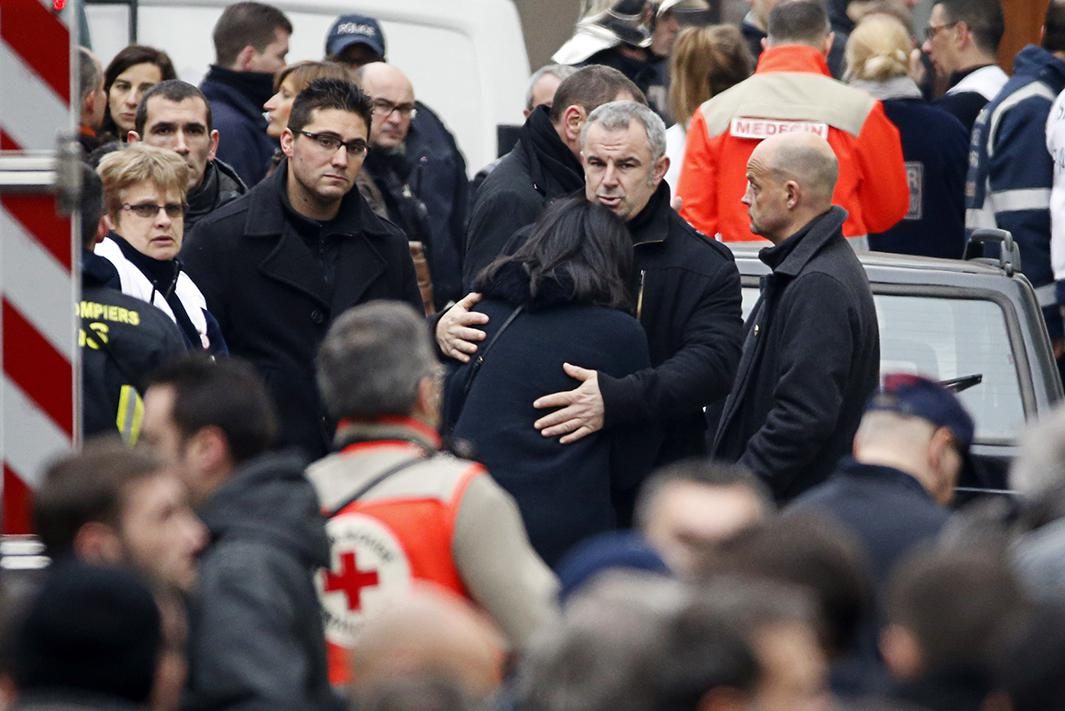 Charlie Hebdo: armed attack on offices