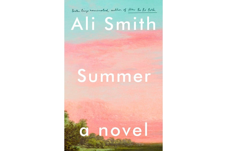 The cover of Summer.