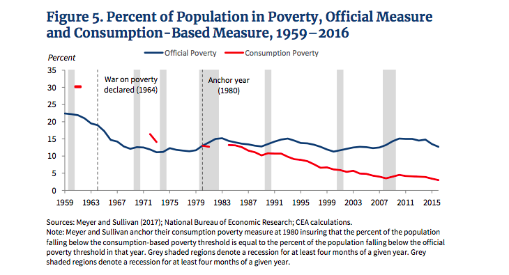 Consumption poverty