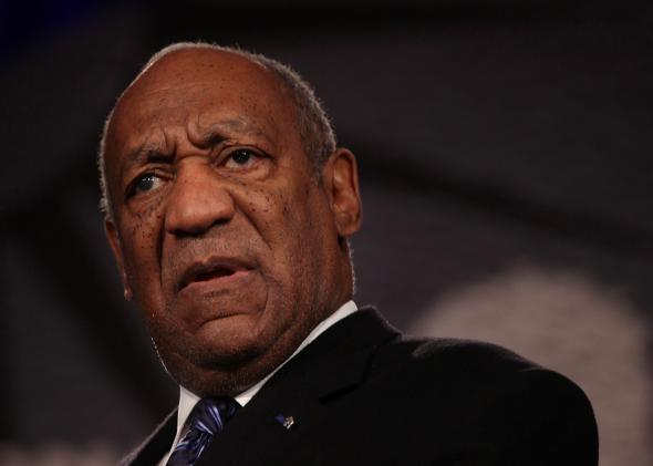 Bill Cosby gave National Enquirer interview in exchange for spiking story.