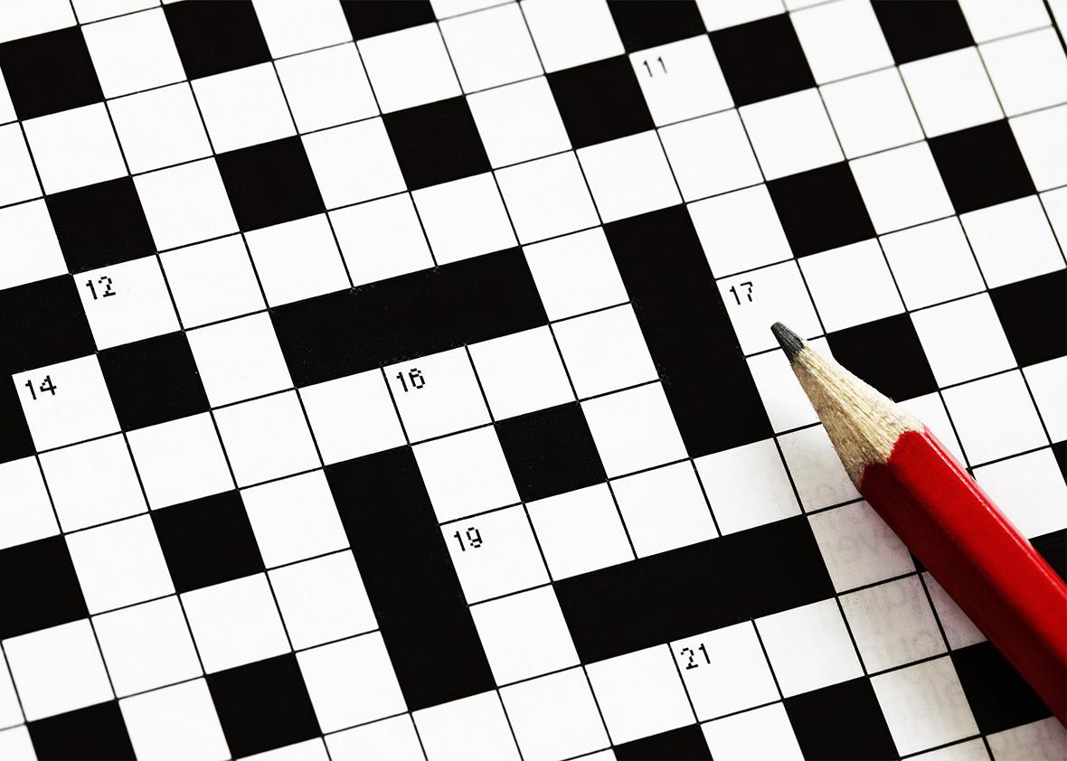 How to spot a plagiarized crossword.