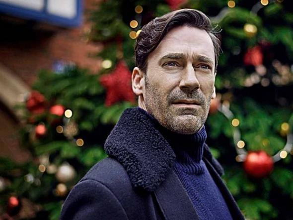 """Jon Hamm in the chilling """"White Christmas"""" special from Black Mirror."""