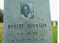 Robert Johnson, 1911-1938, the most influential Delta blues artist of them all