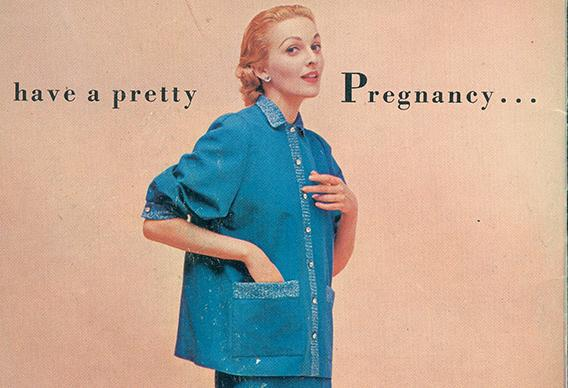 Page Boy maternity clothes.