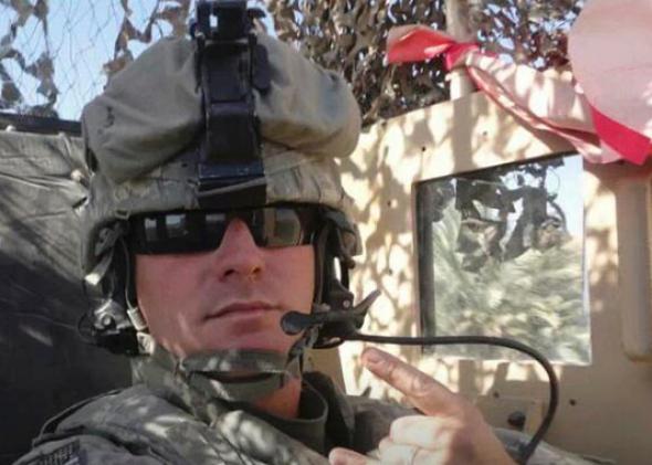 U.S. soldier SPC Ivan Lopez