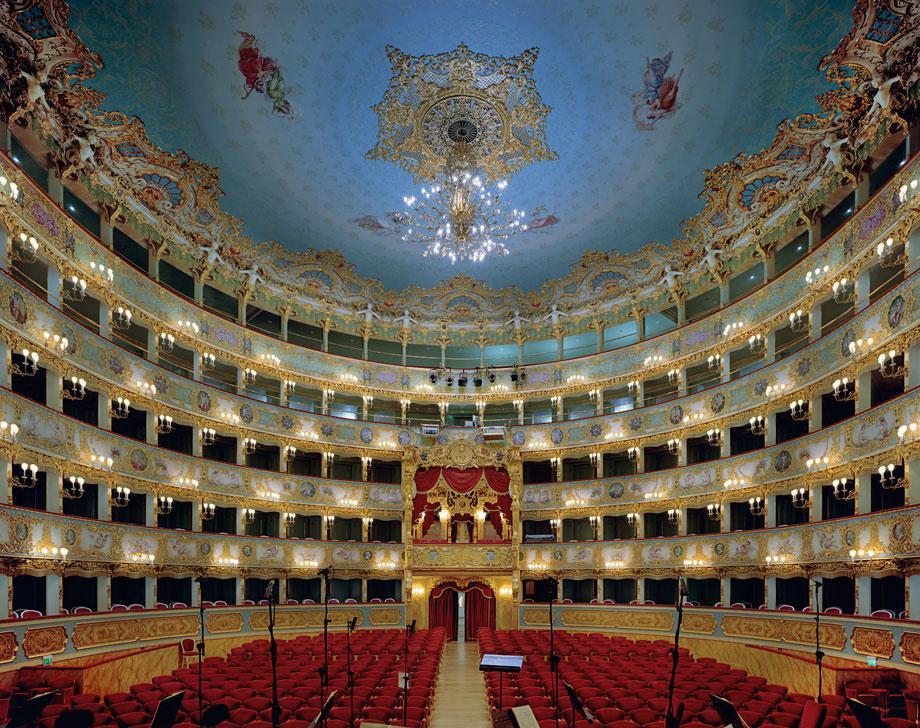 Teatro La Fenice, Venice, Italy, 2008