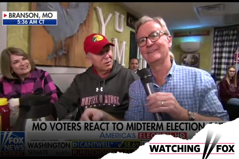 Fox News' midterms and Jeff Sessions coverage captured its
