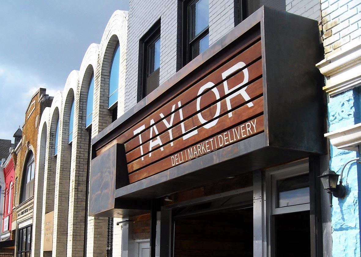 Taylor Gourmet in Washington, D.C.