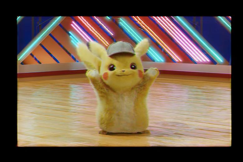 Let Detective-Turned–Aerobics Dancer Pikachu Brighten Your Day
