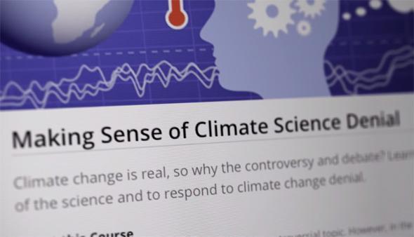 climate change MOOC