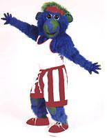 USA Track and Field mascot