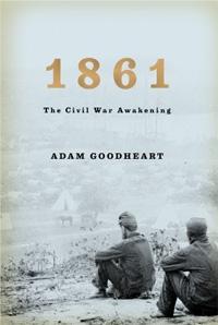 1861: The Civil War Awakening book cover.