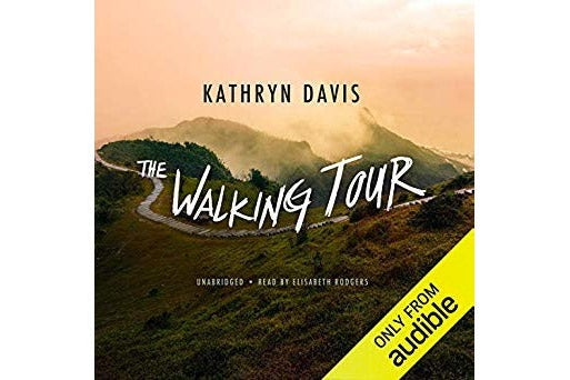 Audiobook cover of The Walking Tour.