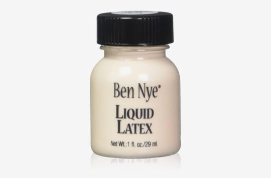 Ben Nye Liquid Latex.
