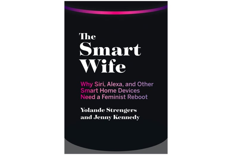 The book cover for The Smart Wife.