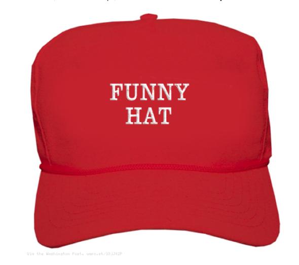 Trump hat generator hat