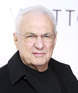 Frank Gehry. Click image to expand.
