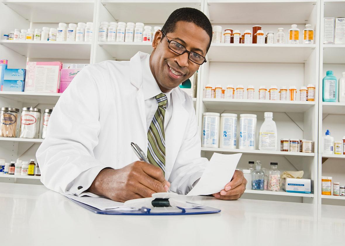 How pharmacists could help save health care.