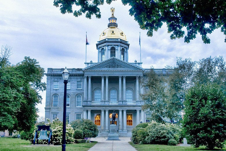 """New Hampshire Lawmaker: """"Owning Slaves Doesn't Make You Racist"""""""