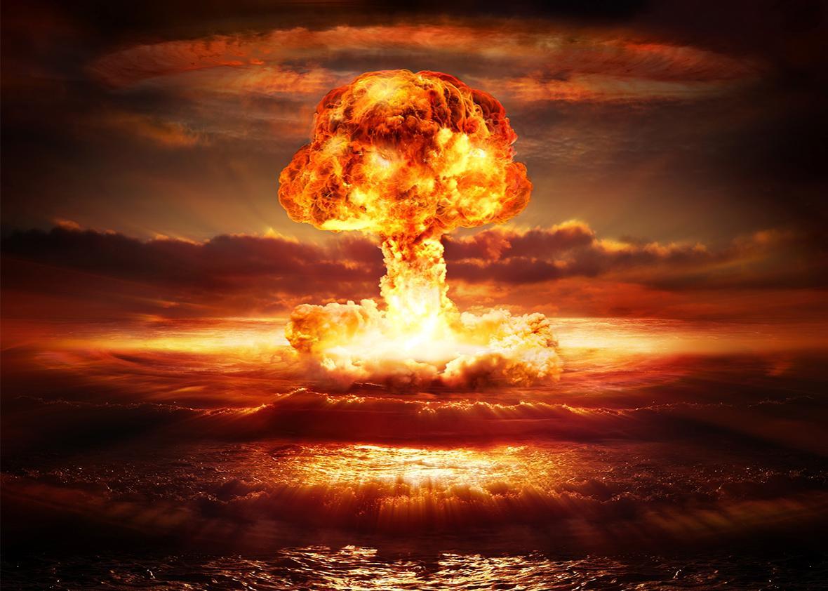 nuclear war.