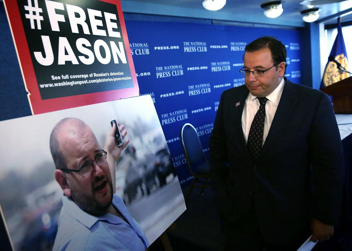 Jason Rezaian convicted in Iran  What can the U S  do to