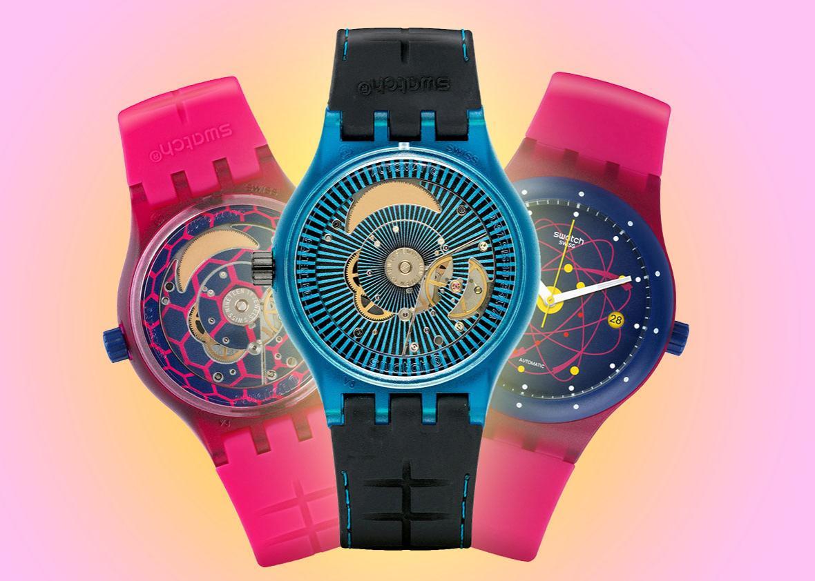 Swatch Sistem 51.