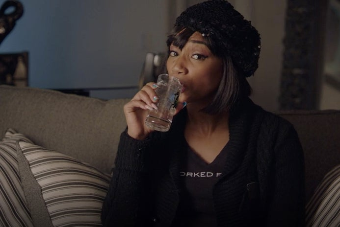 Tiffany Haddish on Drunk History