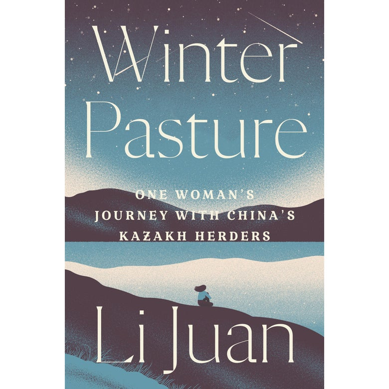 The cover of Winter Pasture.